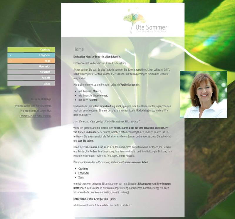 Webseitenkonzept – Webdesign – Responsive Design